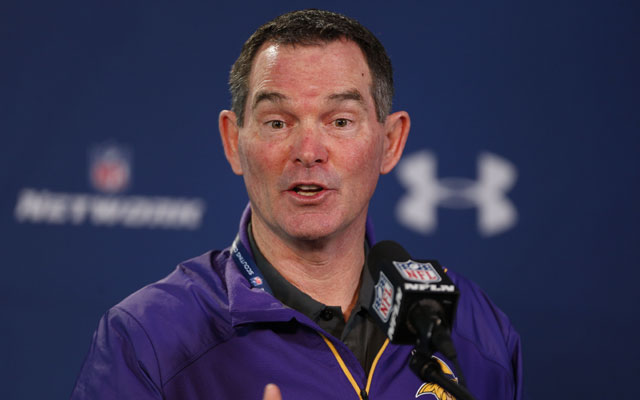 Mike Zimmer nearly skipped the second interview with Minnesota.