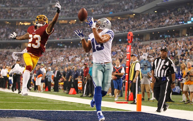 Miles Austin is headed for Cleveland. (USATSI)