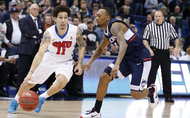 Nic Moore will play with Kansas at the World University games. (USATSI)