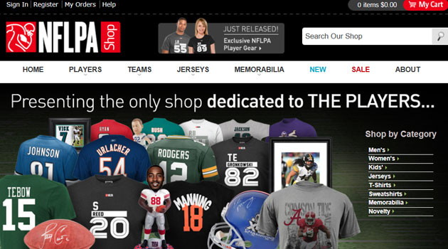 Sports check online shopping