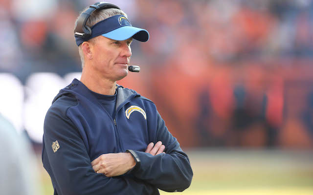 Mike McCoy's contract will keep him in San Diego through 2017. (USATSI)