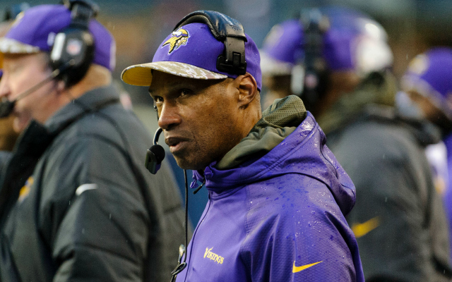 Leslie Frazier has a new job in Tampa Bay. (USATSI)
