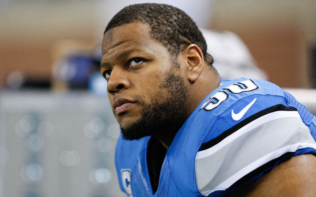 Ndamukong Suh is reportedly switching to Jay-Z's Roc Nation.