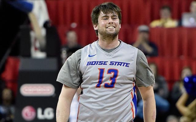 Meet Nick Duncan, Boise State's brilliant yet ridiculed big man