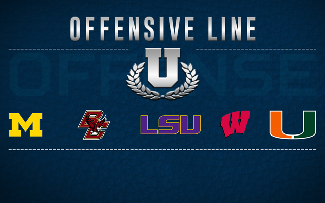 Which school is the real OL U? (CBS Sports)