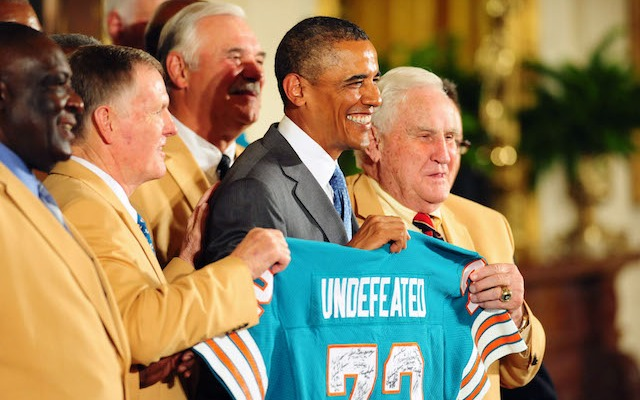 President Obama likes the NFL, but if he had a son, he wouldn't let him play pro football. (USATSI)