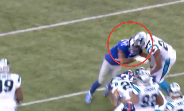 Sorting the Sunday Pile: Refs dropped ball by not ejecting Odell Beckham