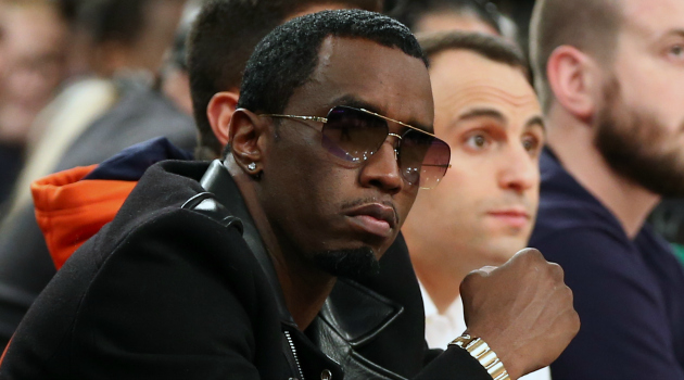 P Diddy wants to become NFL's first African-American owner.