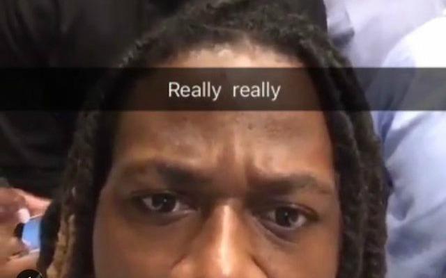 LOOK: Bengals players get stuck on elevator in Arizona hotel