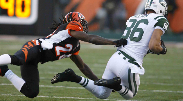 Pacman Jones reportedly said he'll 'get' David Nelson.