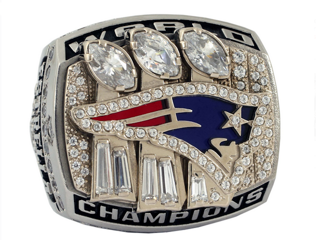 Value Of Patriots Super Bowl Ring