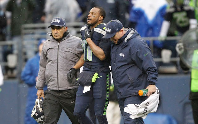 Percy Harvin should be fine for the Seahawks game against the Broncos. (USATSI)