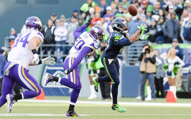 Seahawks wide receiver Percy Harvin is set to miss his second game in a row. (USATSI)