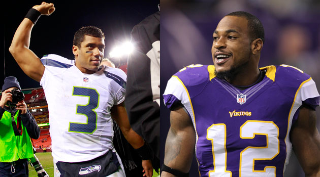 Percy Harvin traded to the Seahawks.