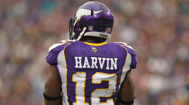 Percy Harvin was traded to the Seahawks.
