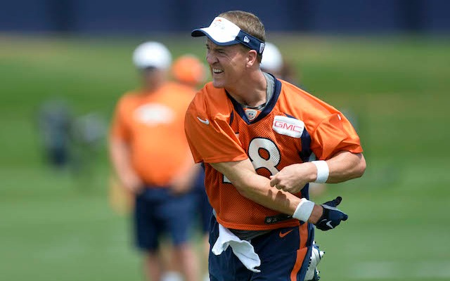 Peyton Manning sends letter to family of teen killed by drunk driver