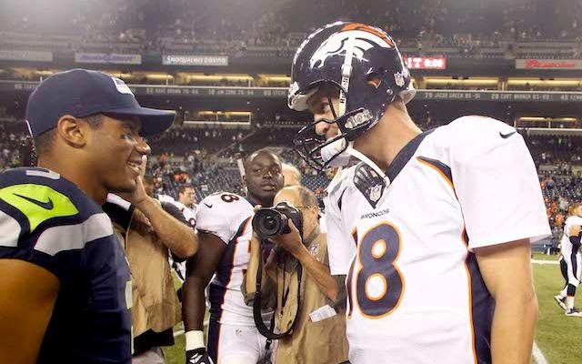 buy popular 357e1 f22a2 Super Bowl XLVIII Pick: Seahawks defense has to stop Peyton ...