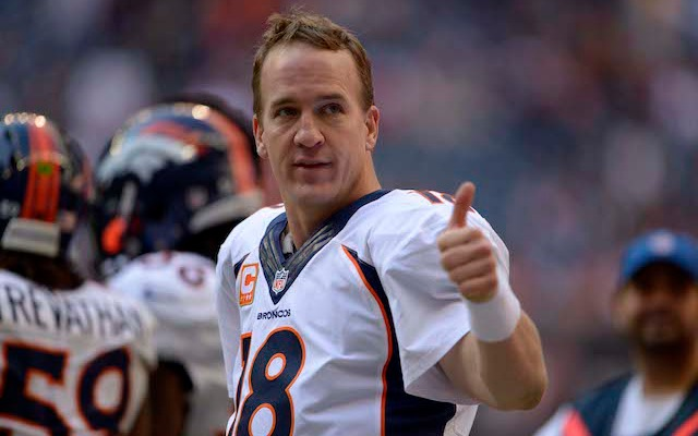 If Peyton Manning decides to play in 2016, it likely won't be in Denver. (USATSI)