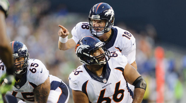 Who's going to protect Peyton Manning?