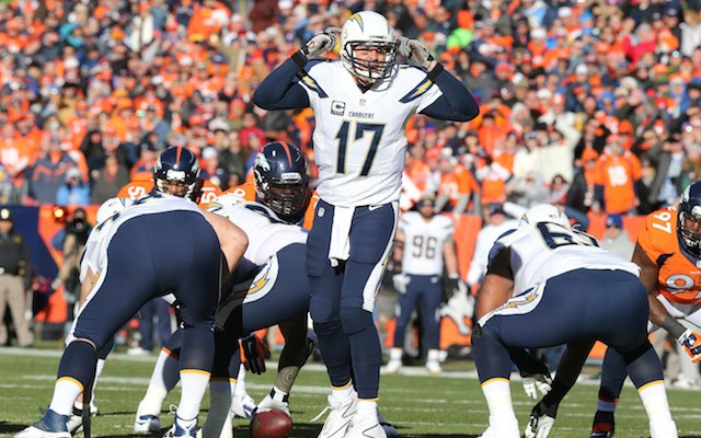 Philip Rivers was a lot better in 2013 than he was in 2012. (USATSI)