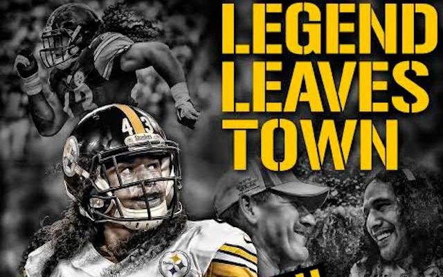 Troy Polamalu retires after 12 seasons: Five things to know