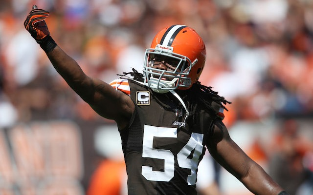 Quentin Groves is done in Cleveland after only one season. (USATSI)