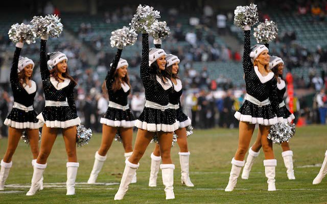 You know things went wrong when the cheerleaders are suing the team. (USATSI)