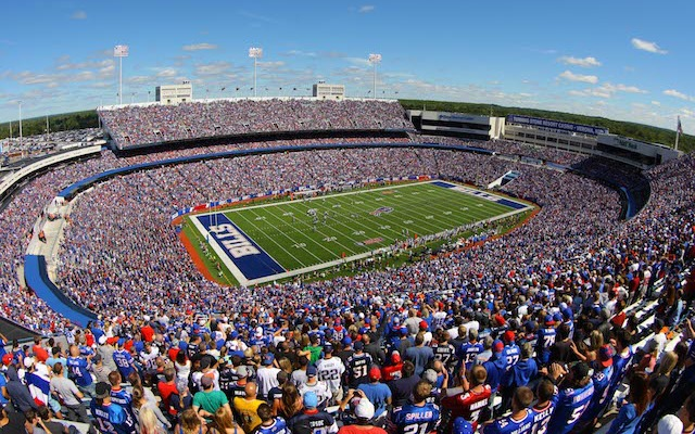 Ralph Wilson Stadium will likely need to be replaced if the Bills are going to stay in Buffalo. (USATSI)