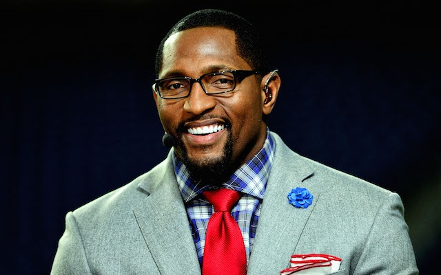 Ray Lewis is getting a statue in Baltimore. (USATSI)