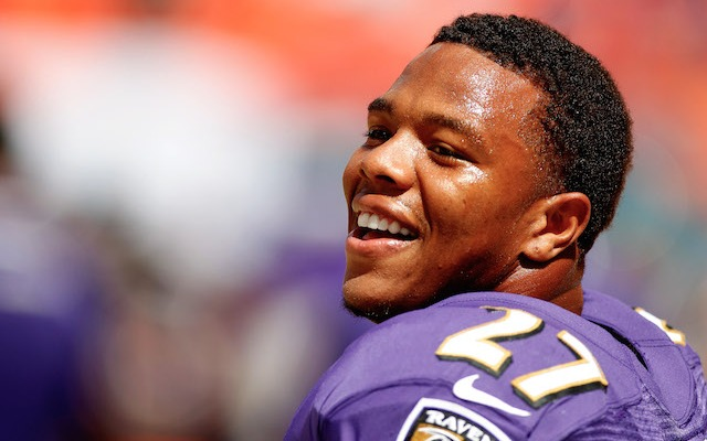Ray Rice reportedly will only miss two games. (USATSI)