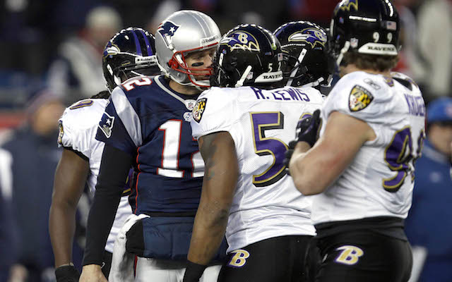 Ray Lewis: Tuck Rule 'only reason we know who Tom Brady is'