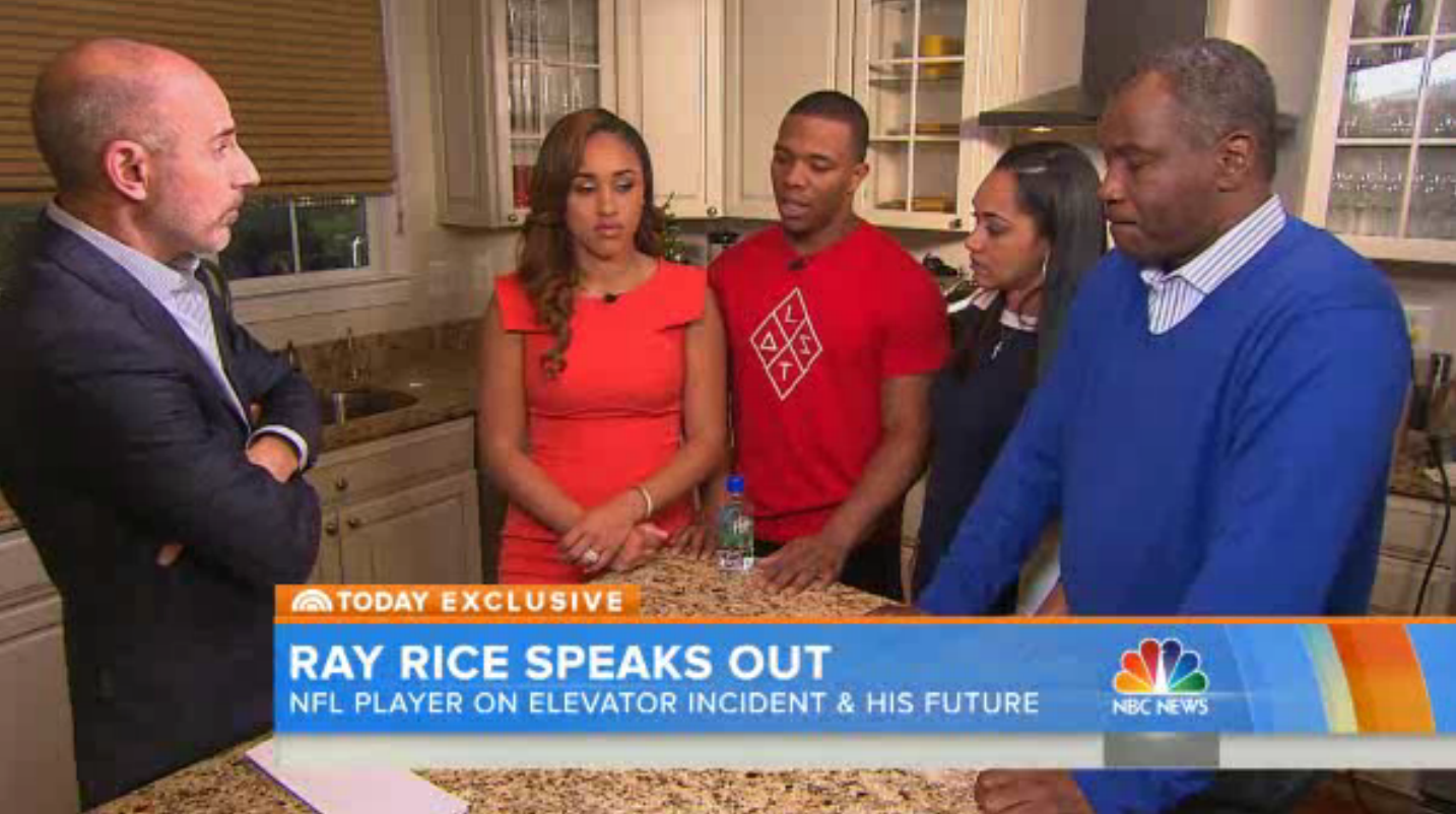 WATCH: Ray Rice on a 'second chance' and his 'horrendous mistake'