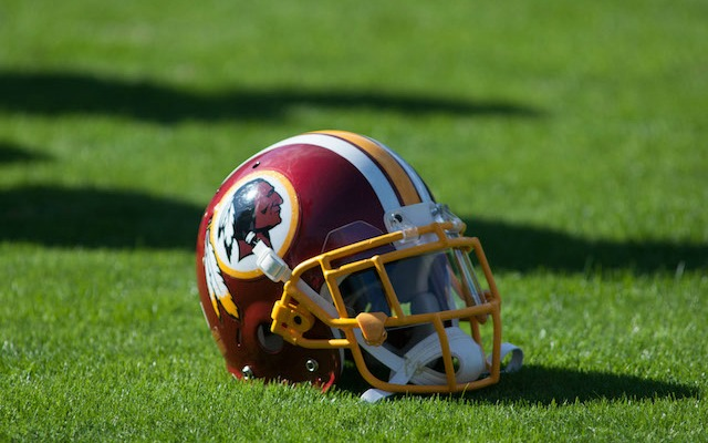 The Redskins' Thanksgiving tweet did not go over well on the Internet. (USATSI)