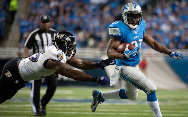 Reggie Bush thinks that the Lions lack discipline and the fans have a right to be upset. (USATSI)