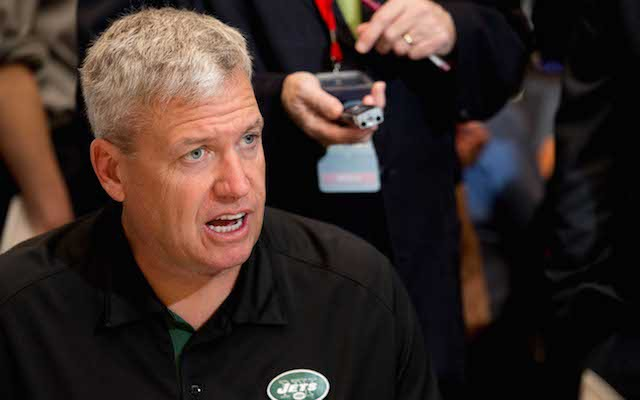 Rex Ryan is never at a loss for words. (USATSI)