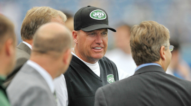 Rex Ryan is trending well to return next year with his current success.