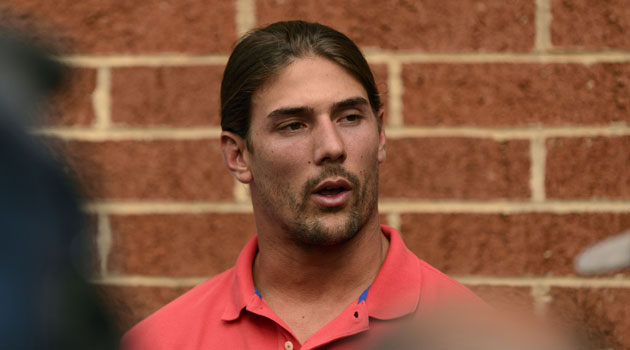 Riley Cooper returned to Eagles practice on Tuesday.