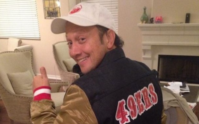 Un actor de Hollywood pretende comprar a los San Francisco 49ers