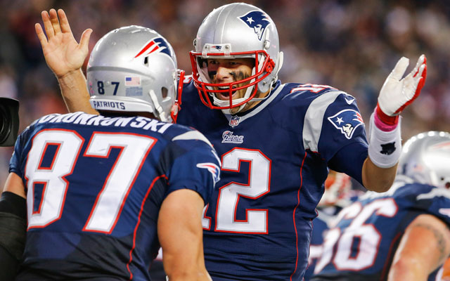 Brady or Gronk for Pats MVP?