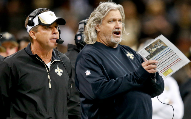 Rob Ryan heading to New Orleans is causing some bad blood.
