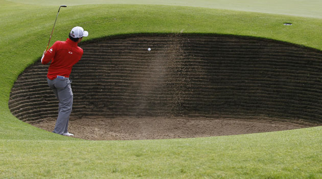 rory mcilroy cards a disappointing 75 at 2012 british open