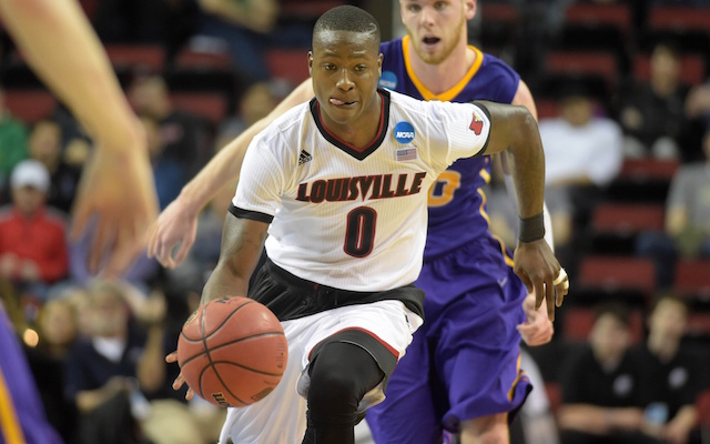 Terry Rozier helped himself this week at the combine. (USATSI)