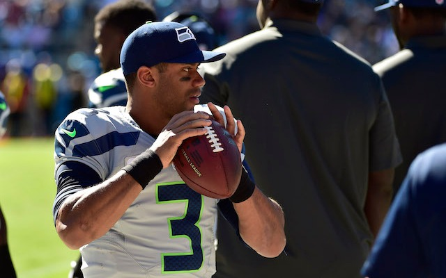 Russell Wilson: I don't even know what 'not being black enough' means