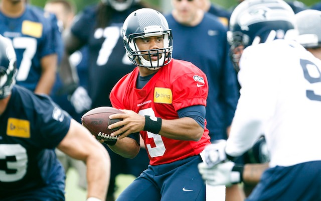 Is Russell Wilson a top-12 quarterback? One former NFL general manager says no. (USATSI)