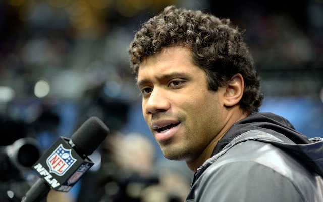 This is the face Russell Wilson probably would've made if he had been benched for Matt Flynn. (USATSI)