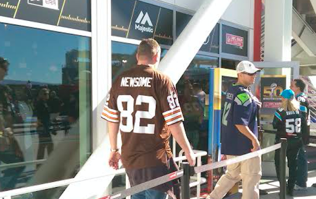 LOOK: These fans bought Super Bowl tickets but their team's not ...