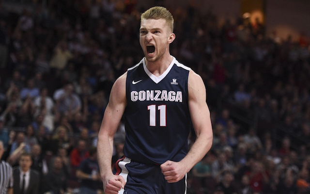Domantas Sabonis will declare for the draft. (USATSI)