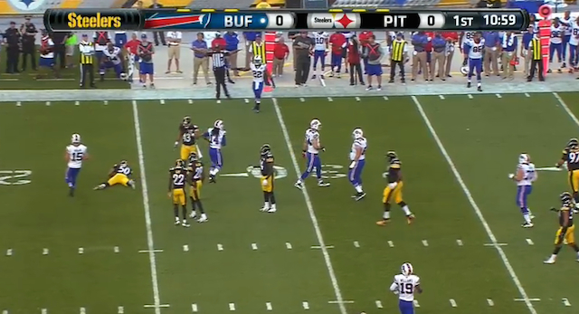 Watkins left