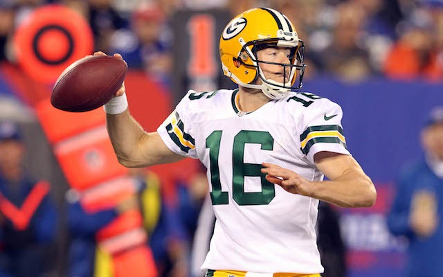 Scott Tolzien and the NFC North struggled through Week 11. (USATSI)
