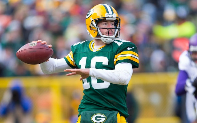 Scott Tolzien can do a lot more than just throw the ball. (USATSI)